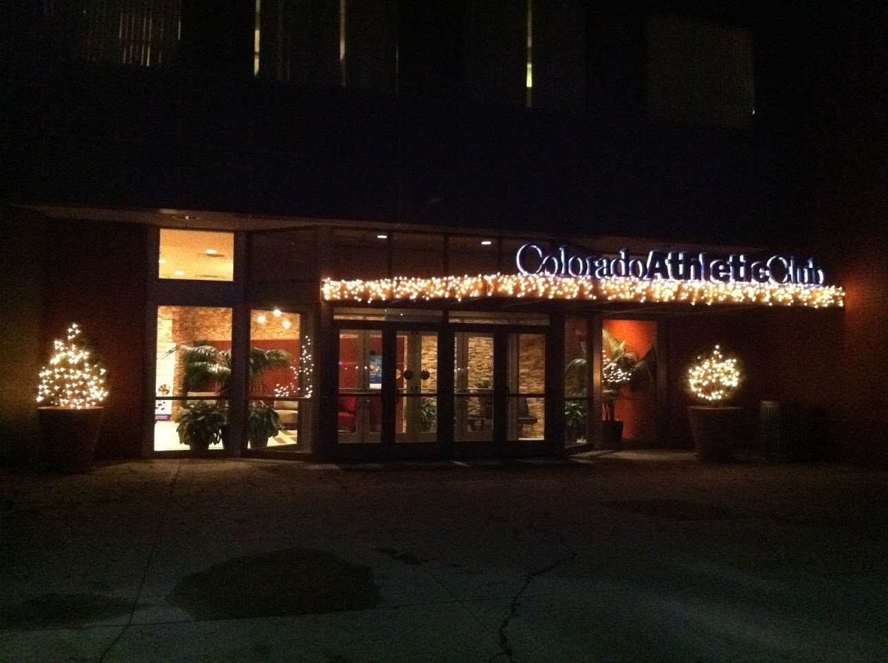 Commercial Christmas Light Installation Boulder CO
